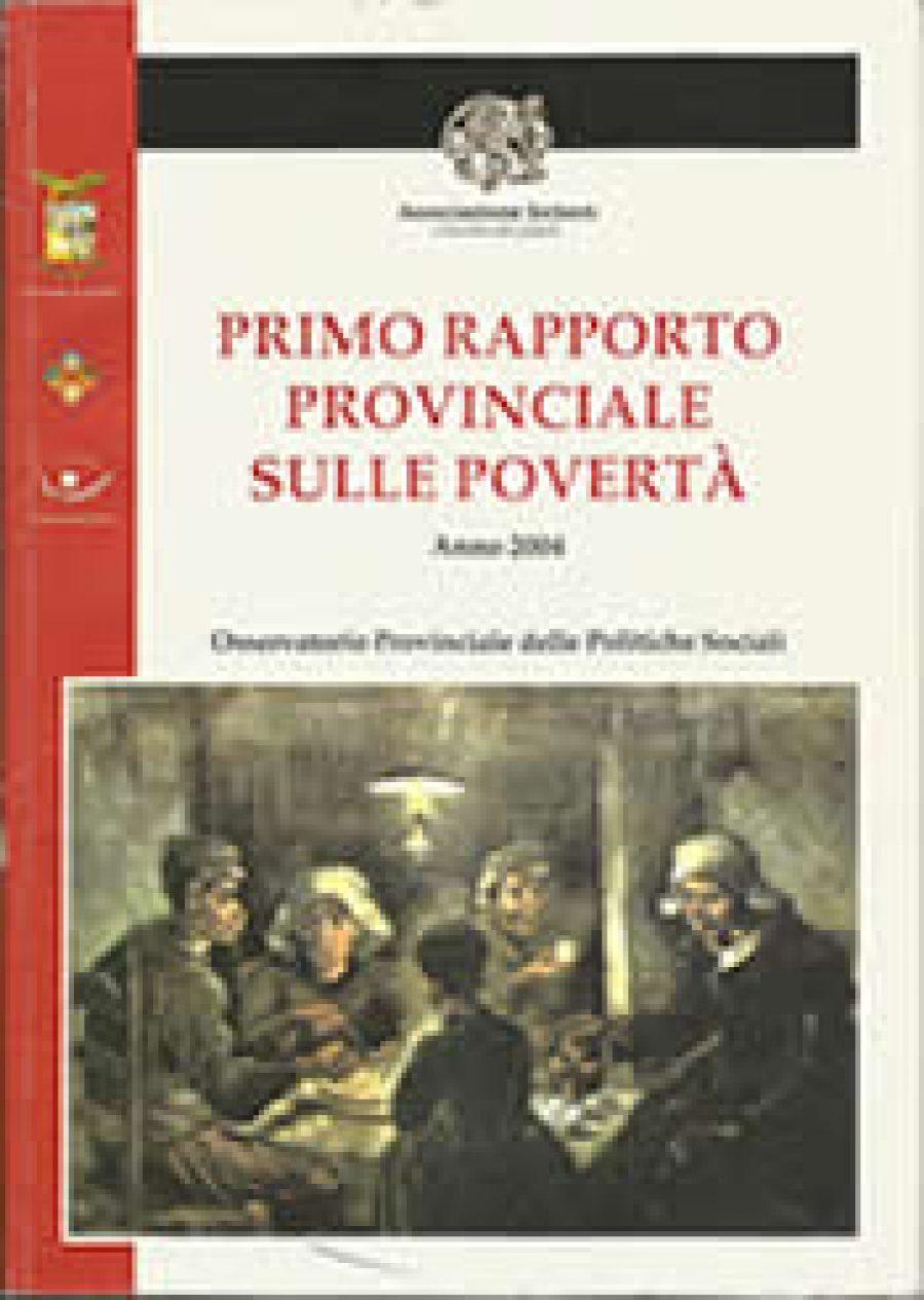 Primo Rapporto diocesano sulle Povertà