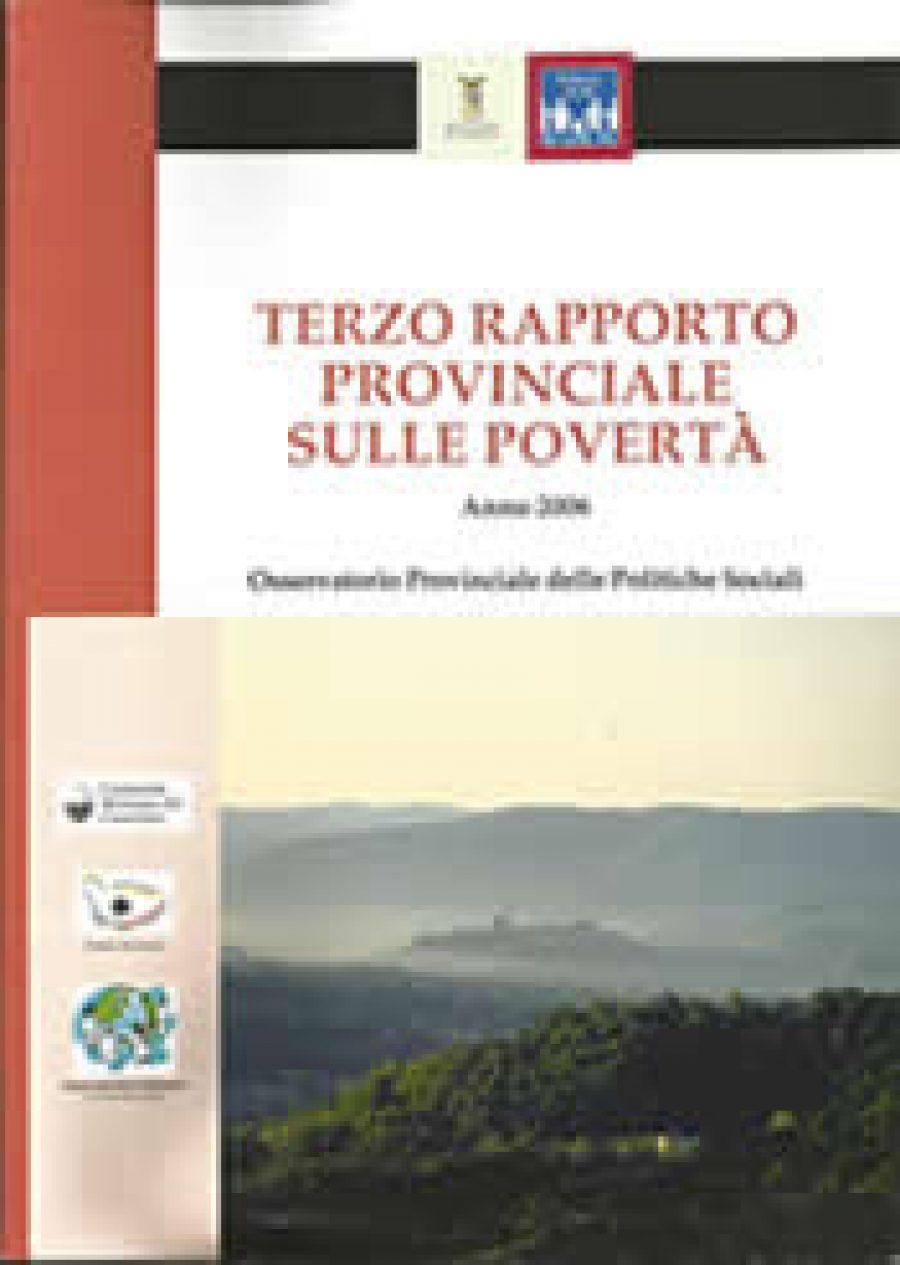 Terzo Rapporto diocesano sulle Povertà