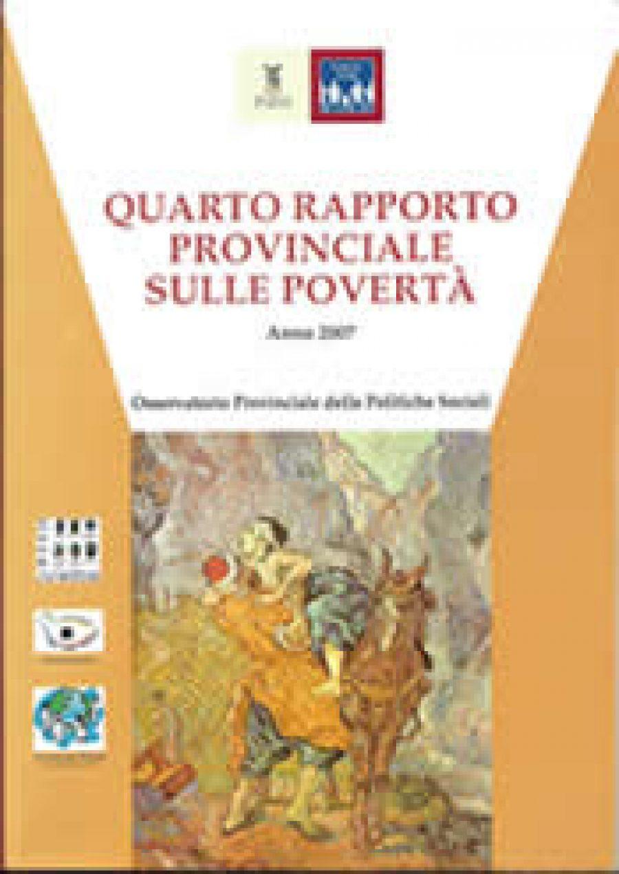 Quarto Rapporto diocesano sulle Povertà