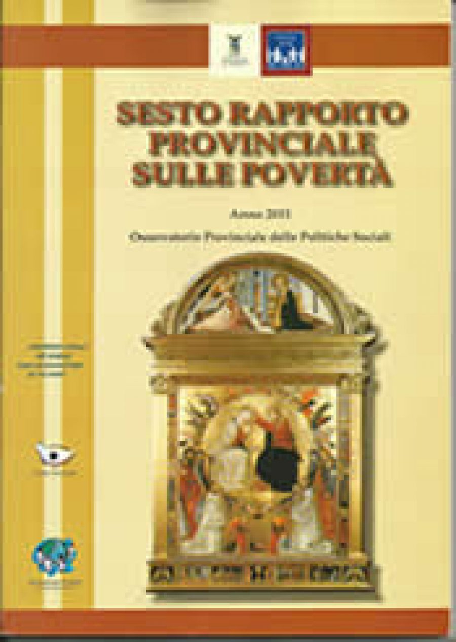 Sesto Rapporto diocesano sulle Povertà