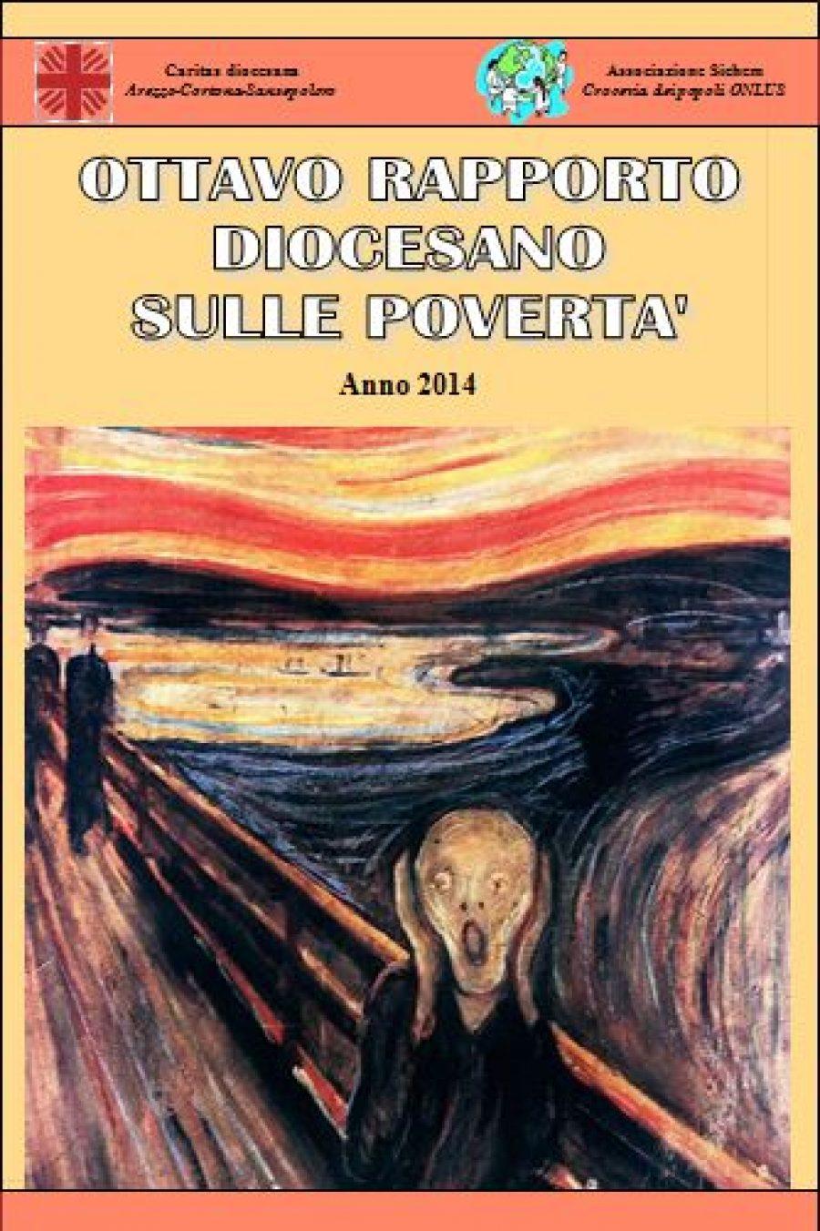 Ottavo Rapporto diocesano sulle Povertà