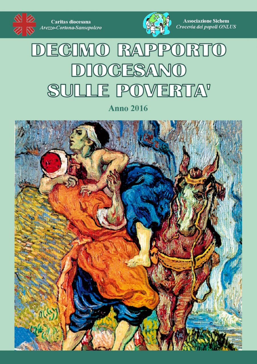 Decimo Rapporto diocesano sulle Povertà